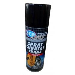 Spray pentru curatat discurile de frana SEP